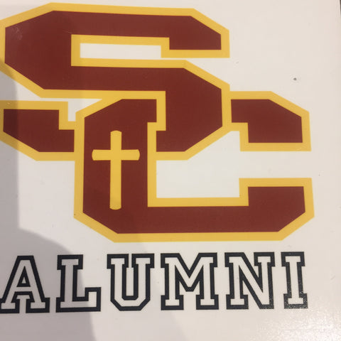 Alumni SC Decal