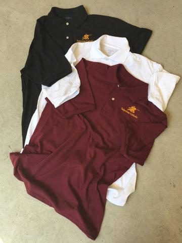 Mens Uniform Polo
