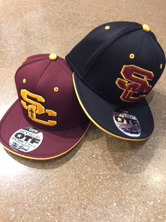 The Game Gold Brim SC hat