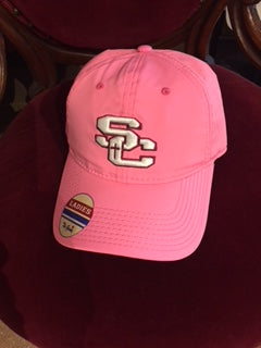 The Game ladies pink SC hat