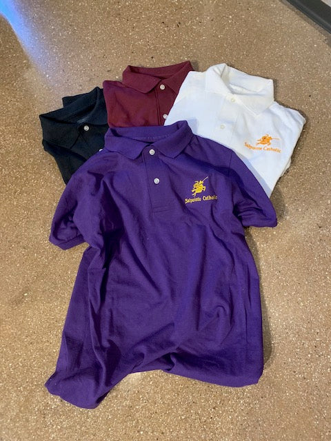 X-Small (Youth Large) Uniform Polo