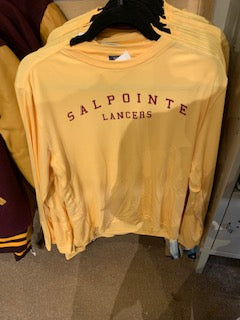 MV Sport long sleeve sunglow tee Salpointe Lancers