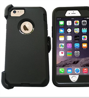 Defender Rugged Case with Clip for iPhone 7 / 7 Plus