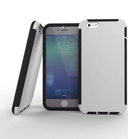 iPhone 6 / 6+ Dual Layer Armor Case With Screen Protector (Multiple Colors)