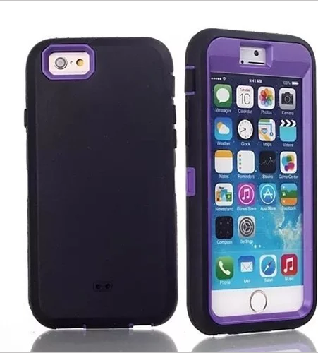 iPhone 6/6s Defender Triple Protection Rugged Case