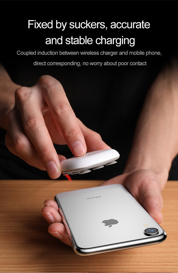 Baseus Suction Wireless Charger