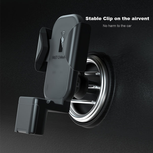 Car QI Wireless Charger stand