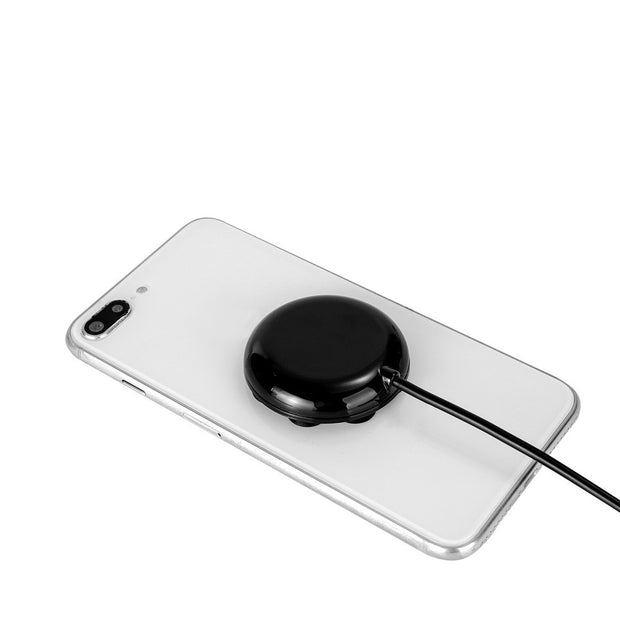 Qi Wireless Charger Spider Sucker Suction Cup Pad Accessories Smart Phone