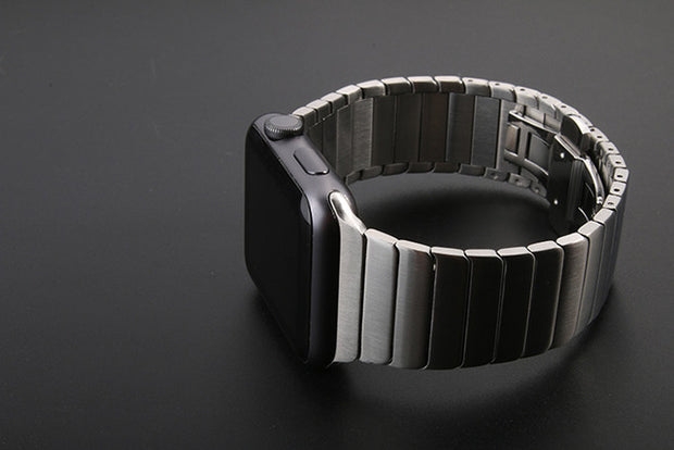 Luxury Stainless Steel Bracelet Band for Apple Watch