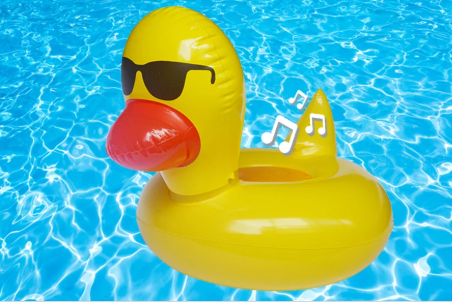 Inflatable Floating Bluetooth Speaker