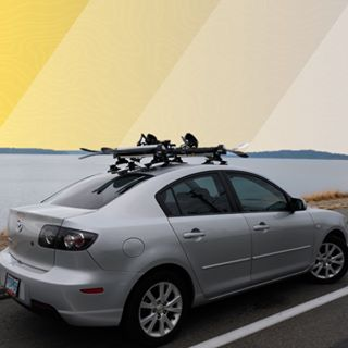 ThatDope STAG Roof Rack