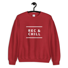 Load image into Gallery viewer, Rec & Chill Sweatshirt