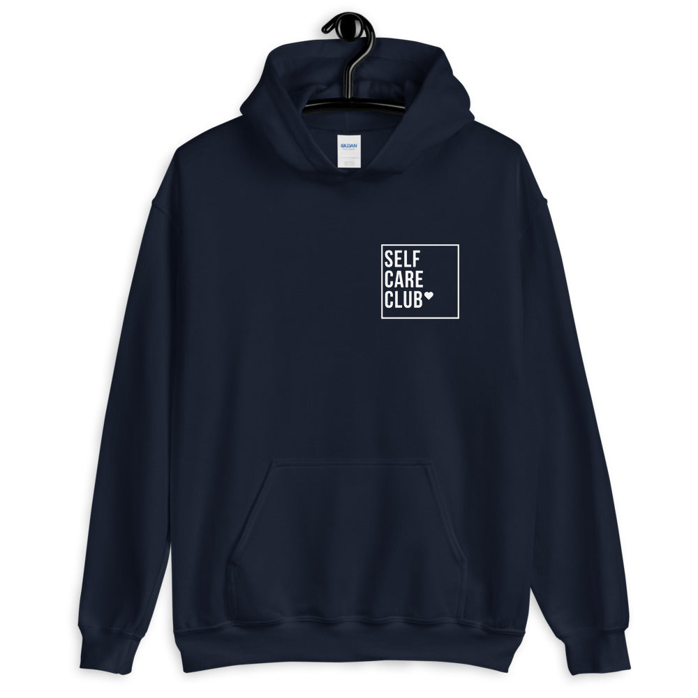 Self Care Club Hoodie
