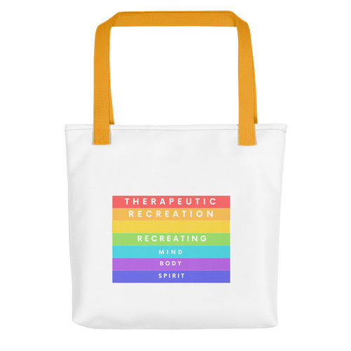 Recreate Tote Bag