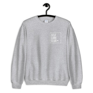 Self-Care Club Sweatshirt