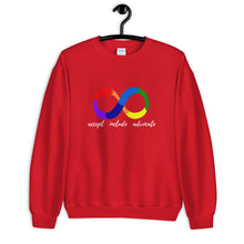Load image into Gallery viewer, Autism Acceptance Sweatshirt