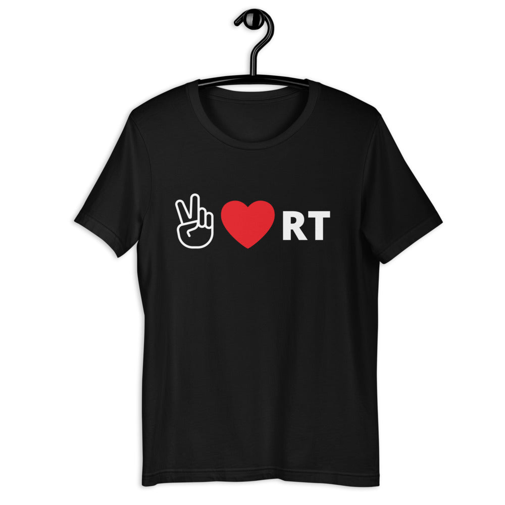 Peace Love & RT