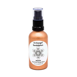 Bronze - Earth Star Energy Spray
