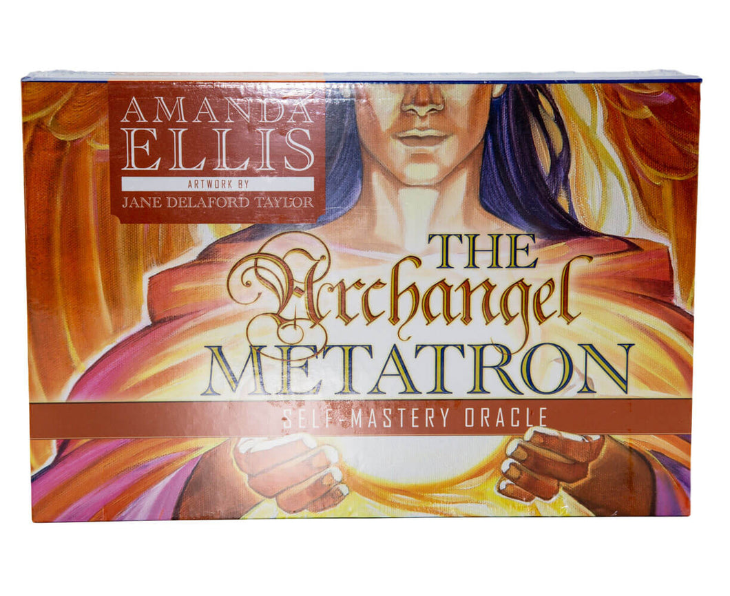 Archangel Metatron Self Mastery Oracle Cards