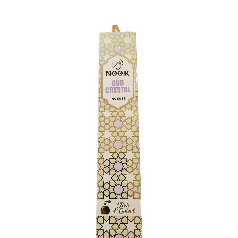 Noor Oud Crystal Incense