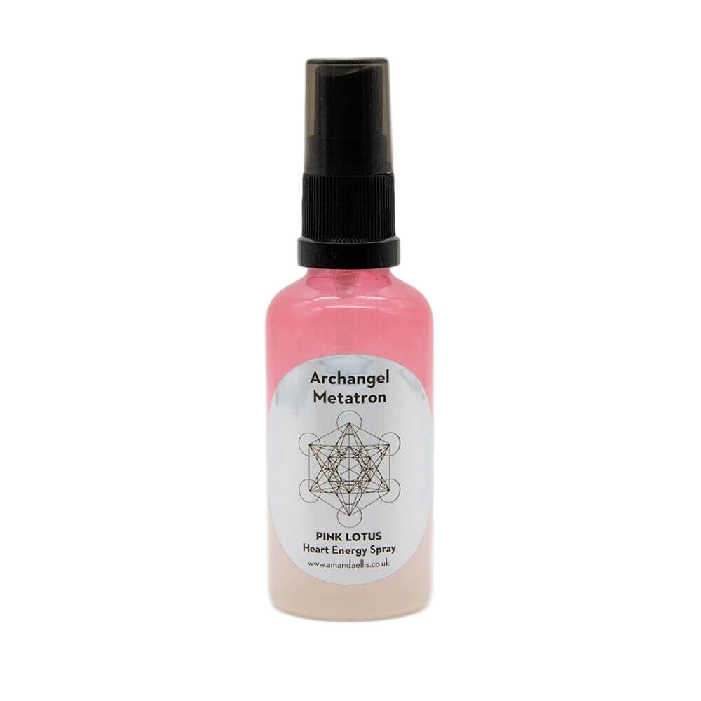 Pink Lotus - Heart Energy Spray