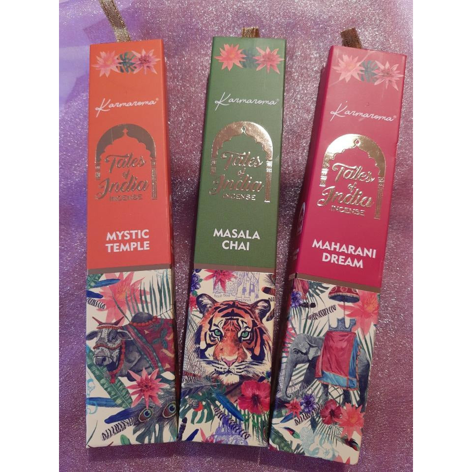 Tales of India Incense - Maharani Dream