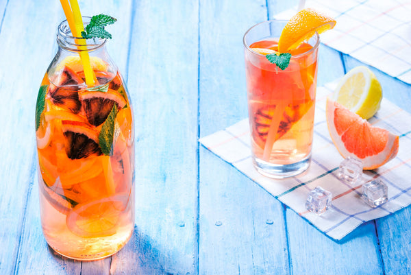 The Best Infused Water Recipes to Help You Drink More Water