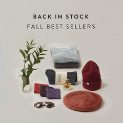 Restocks & Fall Favorites