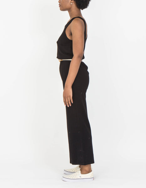 Ella Jumpsuit in Black