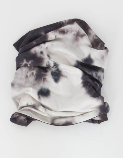 Double Layer Neck Gaiter in Tie Dye