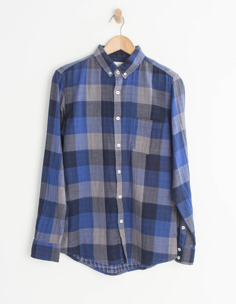 Gunnison Shirt in Blue