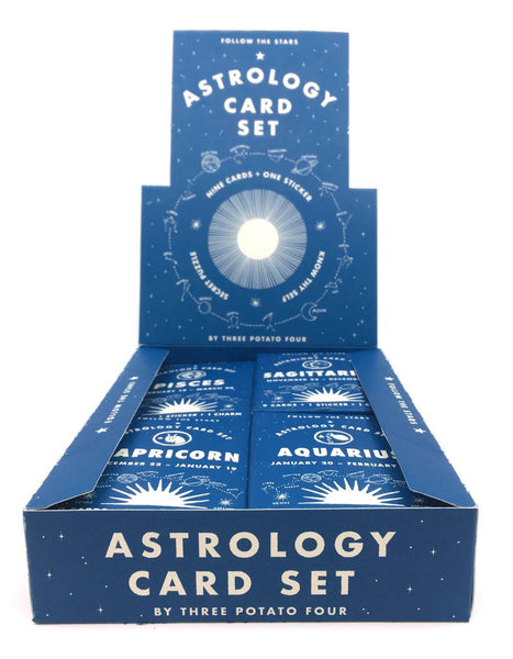 Astrology Card Packs