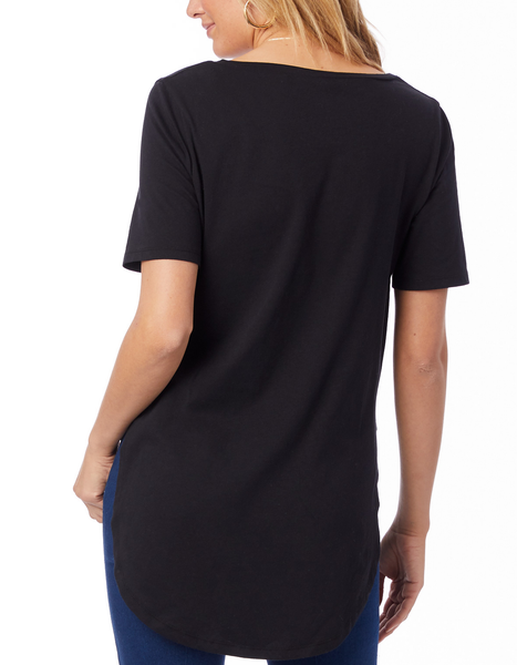 Organic Tunic in Black