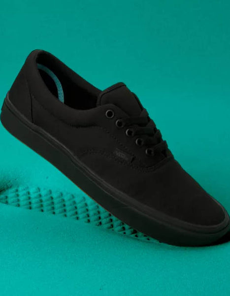 Comfy Cush Era Shoe in Black