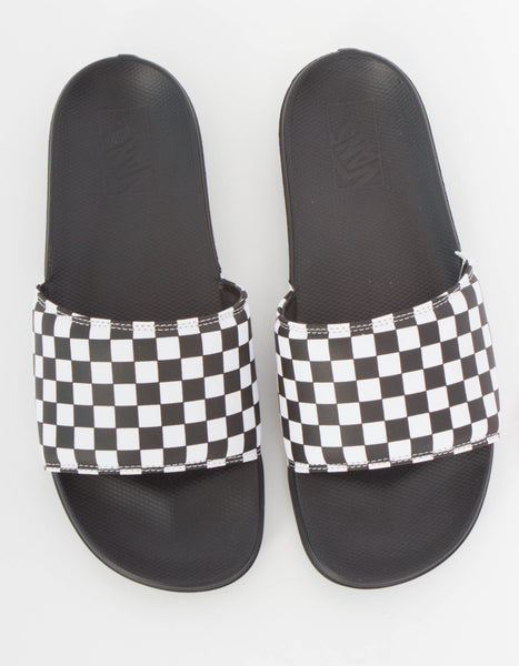 La Costa Slide in Checkerboard