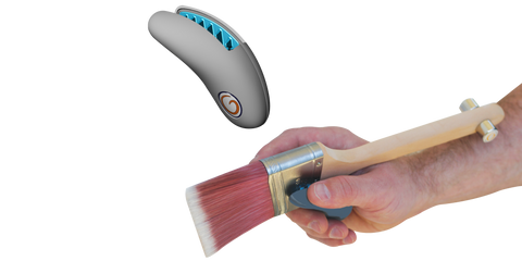 FREEHAND TOUCH- Anti-Fatigue Paint Brush Handle