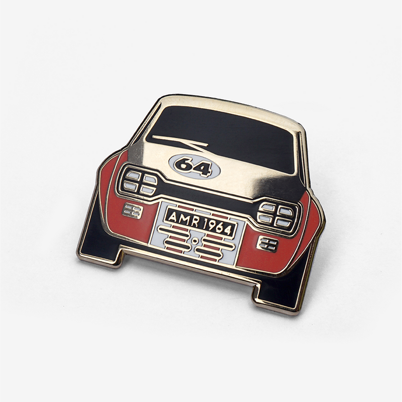 ESCORT MARK 1 ENAMEL BADGE