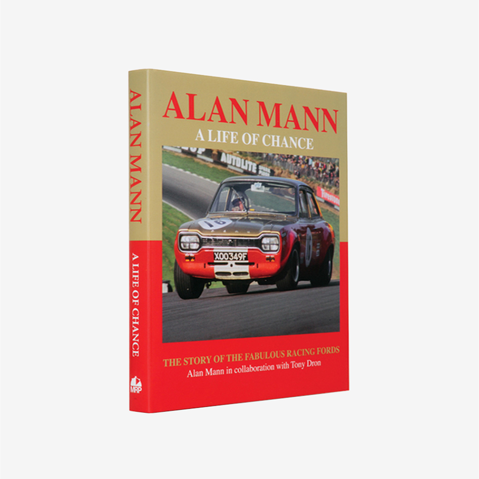 A LIFE OF CHANCE BY ALAN MANN