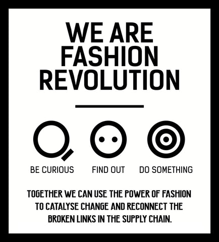 fashion revolution, who made my clothes, mrs freaks designer brand