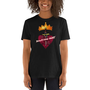 BEWITCHING HEART T-SHIRT - Mrs Freaks
