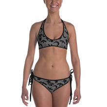 Load image into Gallery viewer, CROWS AND SUN REVERSIBLE BIKINI - Mrs Freaks