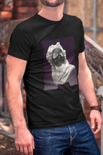 Load image into Gallery viewer, AESTHETIC GRUNGE WHITE BLACK OR GREY T-SHIRT - Mrs.Freaks