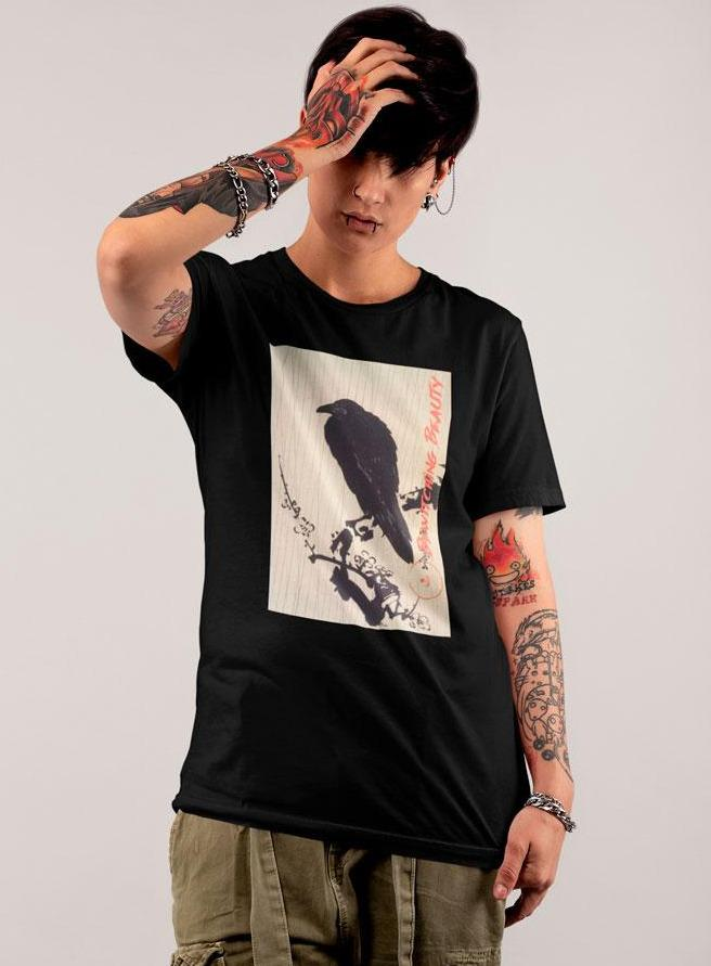BEWITCHING BEAUTY DARK WITCH T-SHIRT UNISEX - Mrs.Freaks