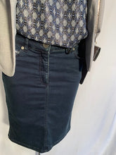 Afbeelding in Gallery-weergave laden, Nickjean Claudia Denim rok