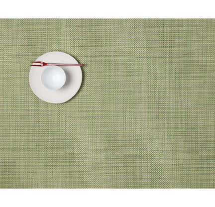 Rectangle Mini Basketweave Table Mats