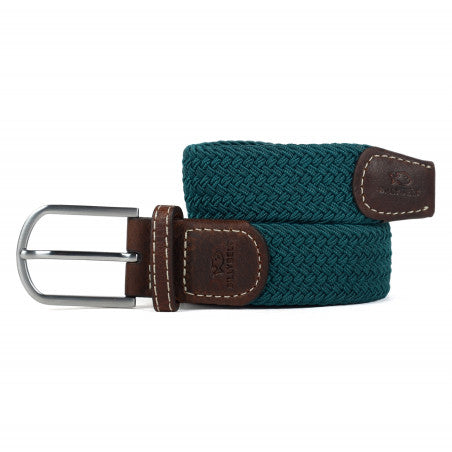 Solid Color Braided Belt