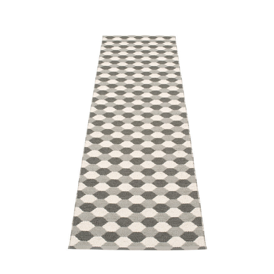Dana Rug - Warm Grey/Charcoal/Vanilla