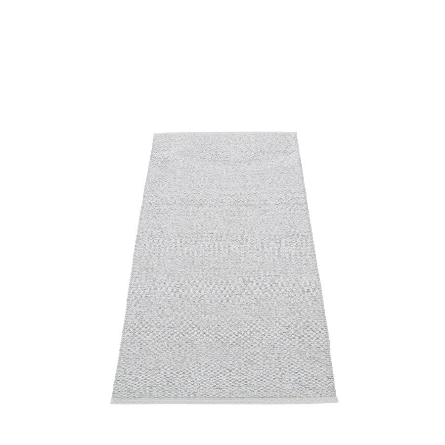 Svea Rug - Grey Metallic/Grey