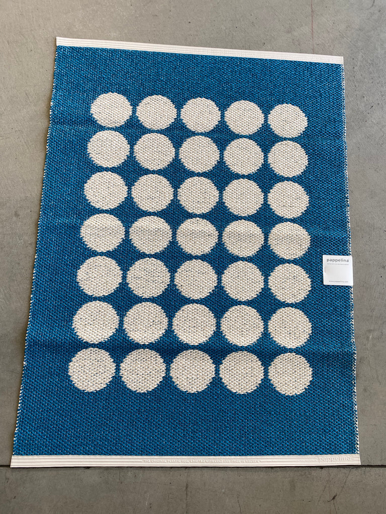 Fia Rug - Petrol - Pelago Palm Springs EXCLUSIVE