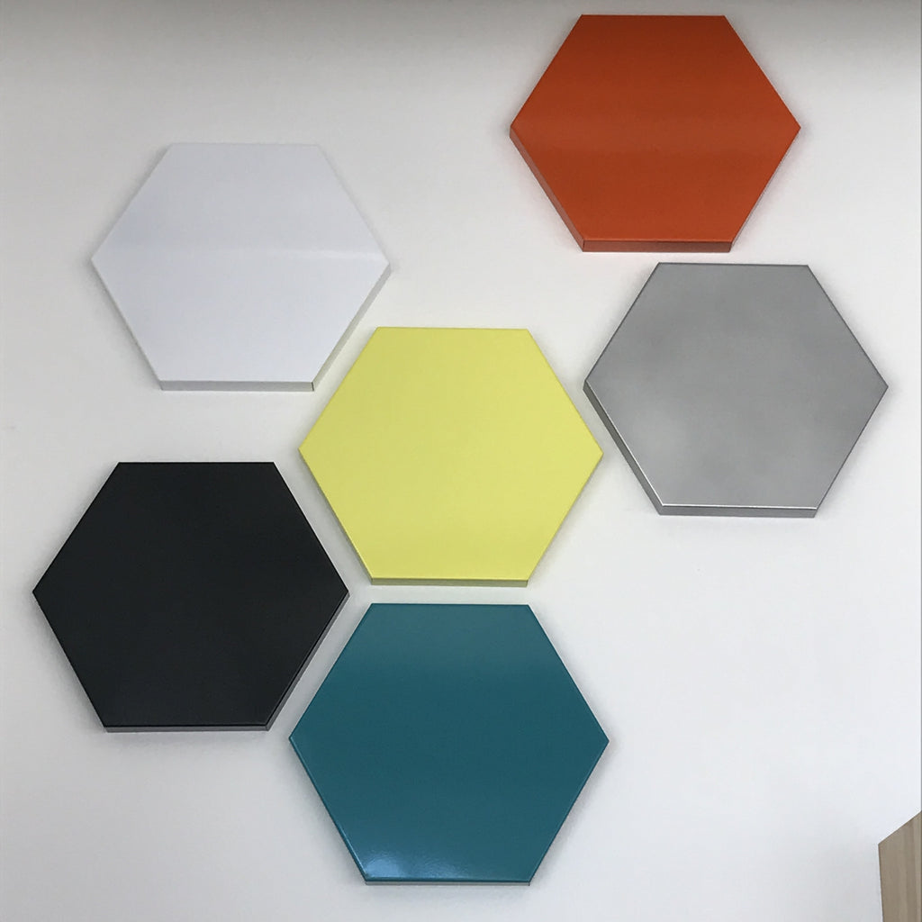 Hexagons 18""